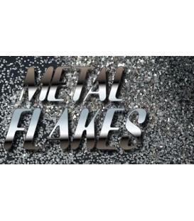 Metal Flakes 0.2mm 30g