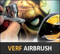 Verf voor Airbrush