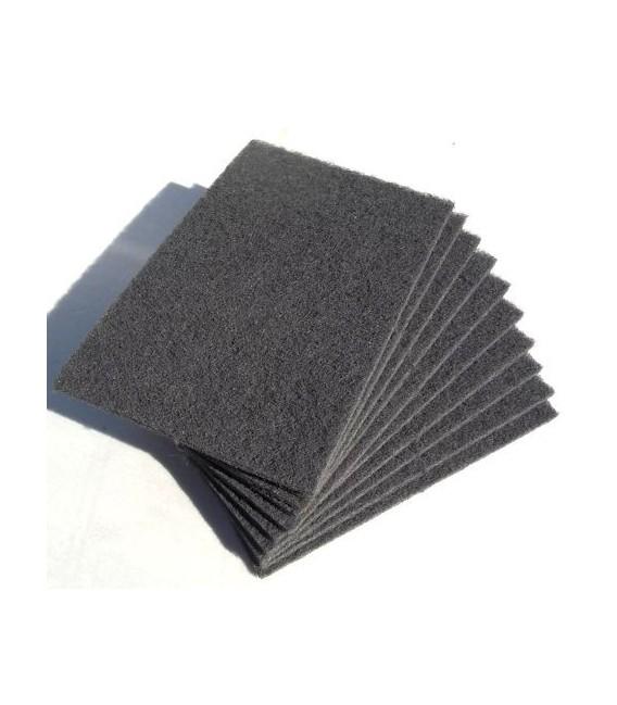 Eponge abrasives 4 types (lot de 5) Grise