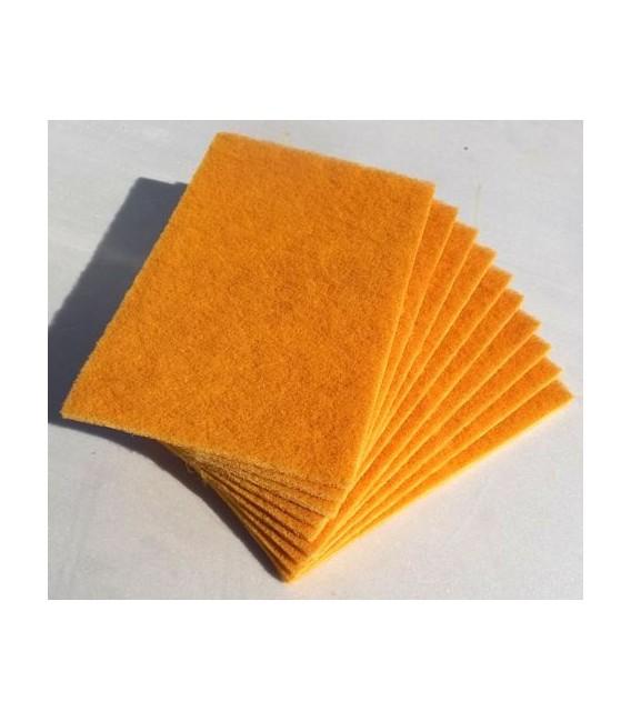 Eponge abrasives 4 types (lot de 5) Or
