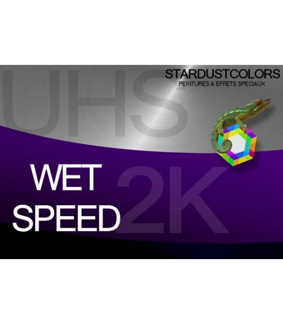 Ultra High Solid Vernis WET SPEED voor MOTO 2L kit