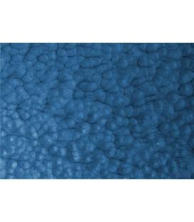 Verf met gehamerd effect Bleu caraibe