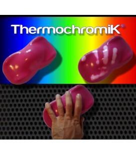 Personaliseerbare Thermochromik verf