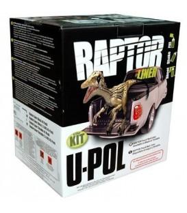 RAPTOR Kit 4 Liter - Laag polyurethaan met hoge weerstand voor containers