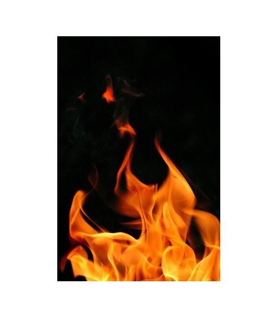 Stardust Stencil voor True Fire vlammen