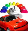 Spuitbus met fluorescente verf voor carrosserieën STARDUST