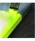 Fluorescerende verf voor het markeren