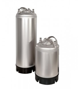Tanks in Inox 9 L of 18 L