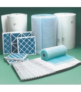 Filters voor het schilderen cabines
