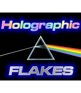Holografische Flakes carrosserie