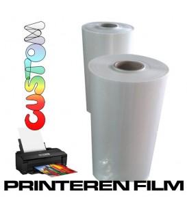 Blanco hydrodiping overdracht-folie om af te drukken 21 cm of 30 cm