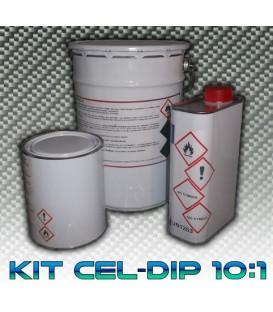 Grondverf 2C speciaal voor dipping alle oppervlaktes Cel-Dip