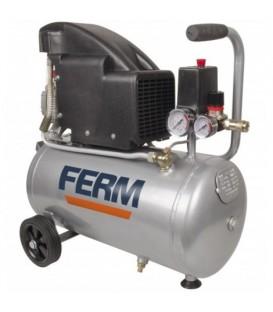 24L FERM luchtcompressor voor pneumatisch gereedschap