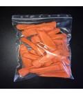 Werkhandschoenen van rubber fingers - de partij(prijs) van 100