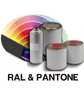 RAL or PANTONE® Tints in 1K Basecoat version