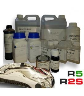 Kit producten voor Chromeren