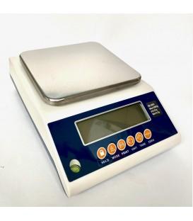 Professionele digitale hoge precisie weegschaal 3 kg