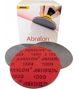 Polijst- en schuurschijven MIRKA ABRALON 1000 à 4000
