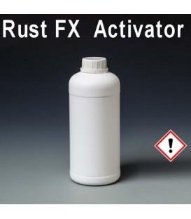 Activator voor roest effect