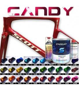 Complete verf set Candy voor fiets