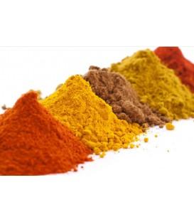 Artistieke natuurlijke minerale pigmenten 250g