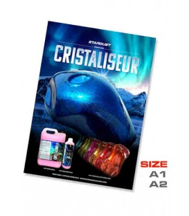 Poster Kristal Efect