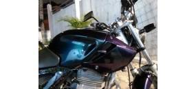 SET VERF VOOR CARROSSERIE MOTORFIETS