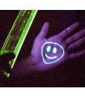 De UV-fluorescerende verven